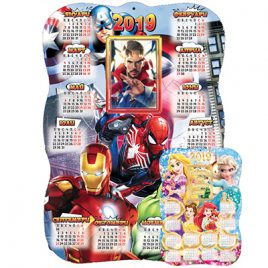 Детски Календар Отмъстителите