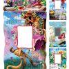 Детски календар 2019 рапунцел