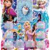 Момичешки Детски календари 2020