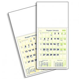 Работен Календар 2002